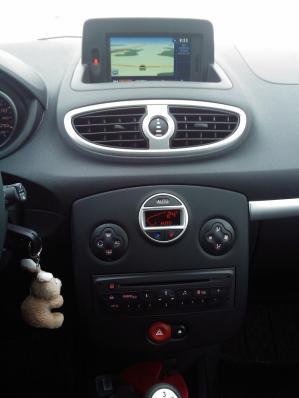 навигатор для renault clio
