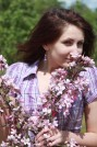 Цветущие сады...
