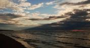 Закат на Балтийском ...